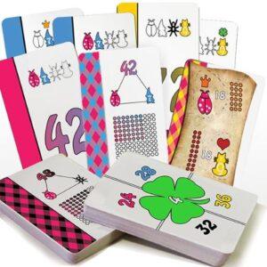 Joepspel kaarten
